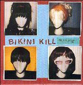 Bikini Kill Anti-Pleasure seven inch